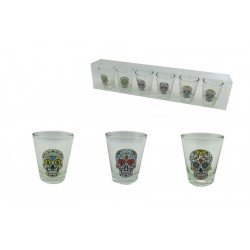 Set 6 verres shooter