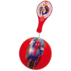 Sachet 12 tap ball Spiderman