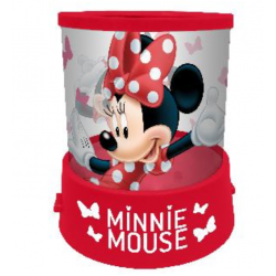 Lampe projecteur Minnie