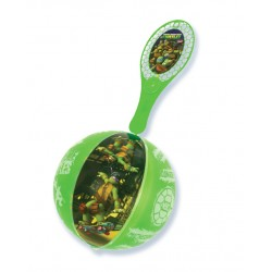 Sachet 12 tap ball Tortues...