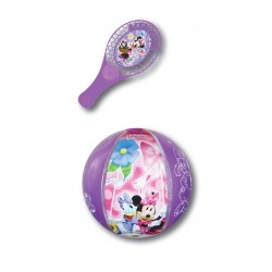 Sachet 12 tap ball Minnie