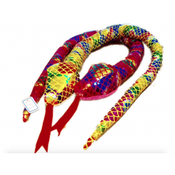 Serpent multicolore